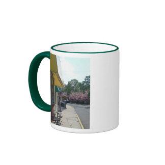 Paseo por la taza del café