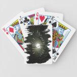 Paseo por las tarjetas del Fe-playing Cartas De Juego