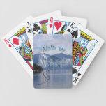 Paseo por las tarjetas del Fe-playing Baraja De Cartas