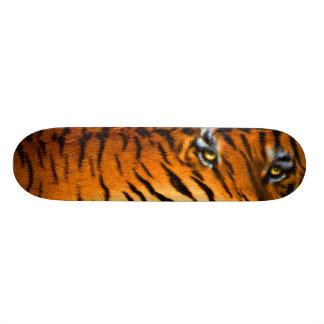 Paseo salvaje - monopatín del tigre patín