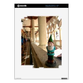 Paseo veneciano calcomanías para iPad 2