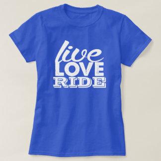 Paseo vivo del amor camisas