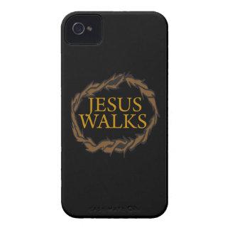 Paseos de Jesús iPhone 4 Funda