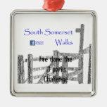 Paseos del sur de Somerset Adorno Para Reyes
