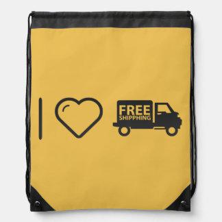 Pases gratises frescos mochila