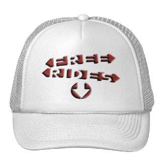 Pases gratises gorras de camionero