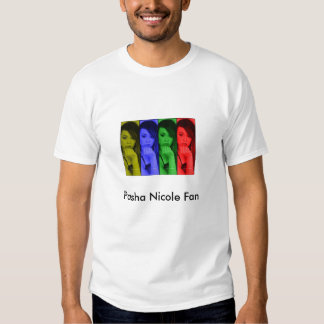 Pasha Nicole Fan T-Shirt