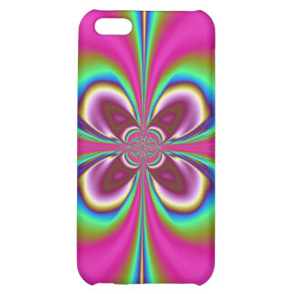 Pashion Flower Cover For iPhone 5C