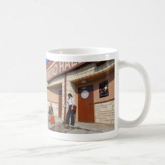Pasillo amplio taza de café