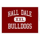 Pasillo Dale - dogos - centro - Farmingdale Maine Felicitacion