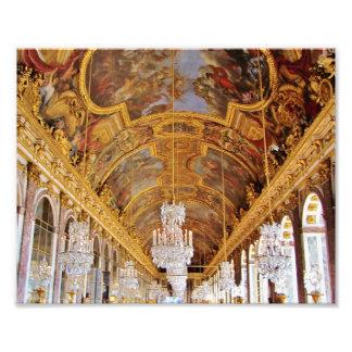 Pasillo de espejos, Versalles Cojinete