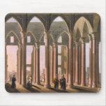 Pasillo de José en el castillo de El Cairo, platea Alfombrillas De Raton