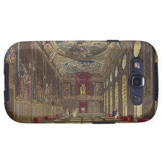 Pasillo de San Jorge castillo de Windsor del Re Samsung Galaxy S3 Protectores