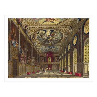 Pasillo de San Jorge, castillo de Windsor, del Tarjetas Postales