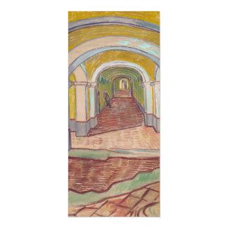 Pasillo de Van Gogh en el asilo Invitaciones Magnéticas