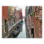 Pasillo de Venecia Arte Fotografico