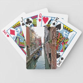 Pasillo de Venecia Barajas De Cartas