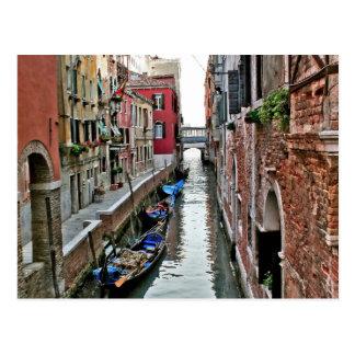 Pasillo de Venecia Postales