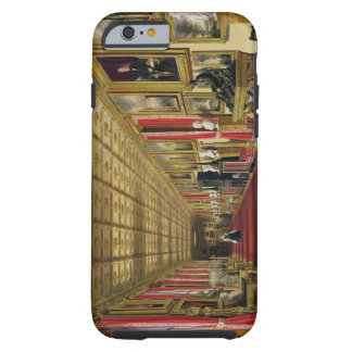 Pasillo del sur, castillo de Windsor, 1838 Funda De iPhone 6 Tough