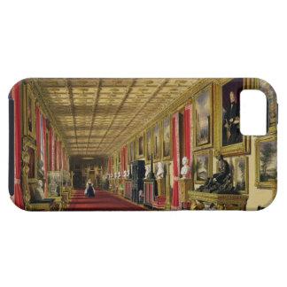 Pasillo del sur, castillo de Windsor, 1838 iPhone 5 Carcasas