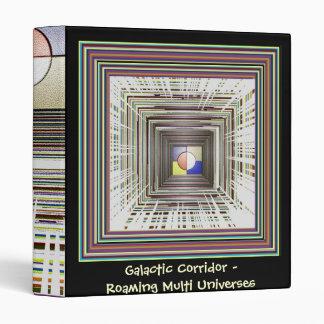 "Pasillo galáctico - universos multi de itinerancia carpeta 1"""