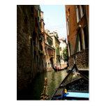 Pasillo veneciano postal