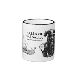 Pasillos de la taza de Valhalla