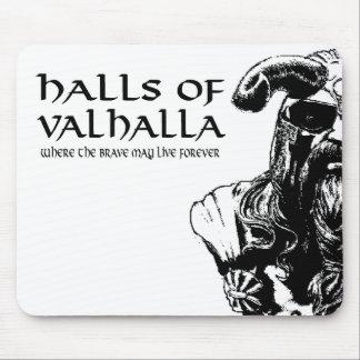 Pasillos de Valhalla Mousepad
