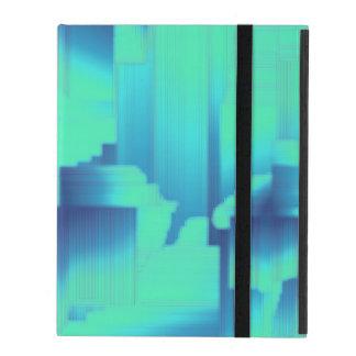 Pasillos del azul de la aguamarina