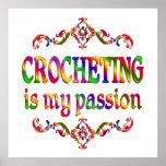 Pasión Crocheting Posters