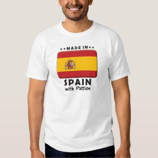 Pasión de España Remeras