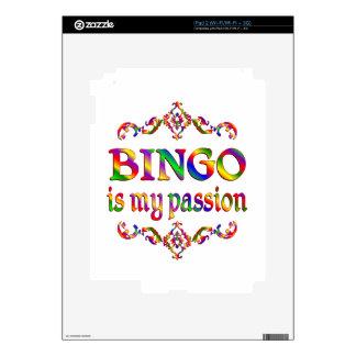 Pasión del BINGO Skins Para iPad 2