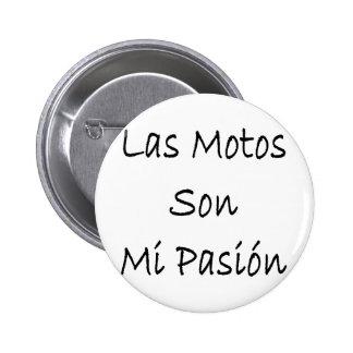 pasion del MI del hijo de los motos de los las Pin