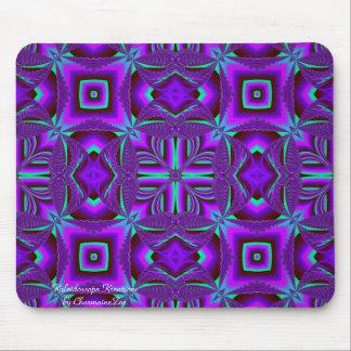 Pasión púrpura Mousemat Tapetes De Ratón
