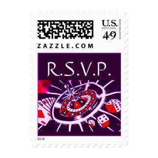 Pasión púrpura RSVP de Las Vegas