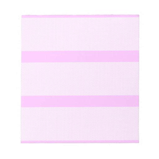 Pasión rosada bloc de notas