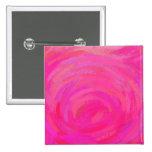 Pasión rosada pin cuadrada 5 cm