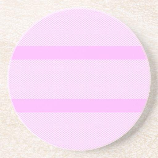 Pasión rosada posavasos manualidades