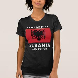 Pasión W de Albania Remera
