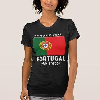 Pasión W de Portugal Camisetas