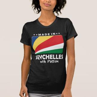 Pasión W de Seychelles Camiseta