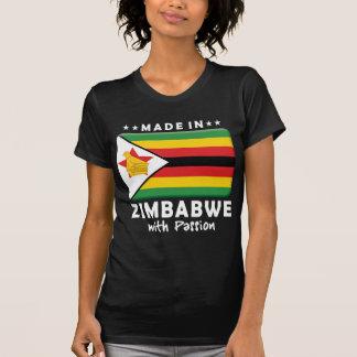 Pasión W de Zimbabwe Playera