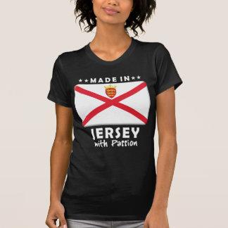 Pasión W del jersey Camiseta