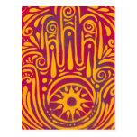 Pasión y magia tarjetas postales