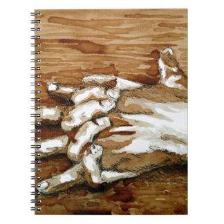 Pasiones Note Book