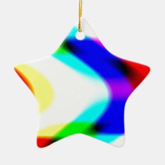 Paso a través ornamento para arbol de navidad