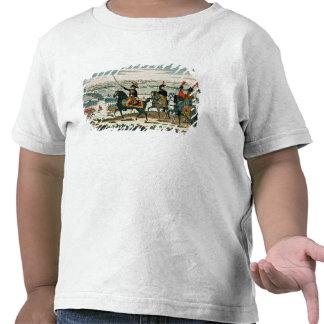 Paso al Po Camiseta