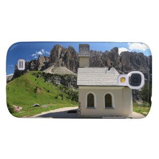 Paso de Gardena - pequeña iglesia