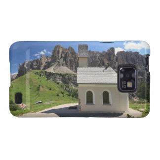 Paso de Gardena - pequeña iglesia Samsung Galaxy SII Carcasas