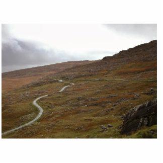 Paso de Healy, carretera con curvas en Irlanda Esculturas Fotográficas